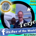 FitLifer of the WEEK on SusieQ FitLife is Terje