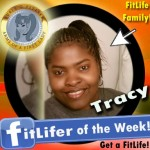 FitLifer of the WEEK on SusieQ FitLife is Tracy