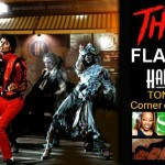 Thriller FlashMob Dance at the Harlem Shake with Chet Whye & SusieQ FitLife Tonight