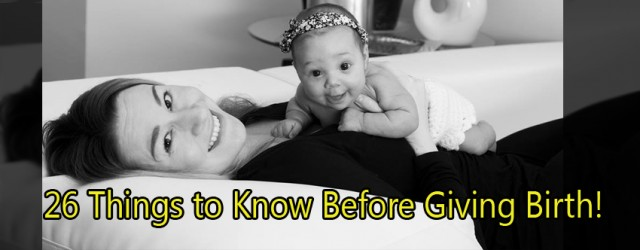 There are many lessons that new mothers-to-be can learn from other new moms! Work It Out Baby has found the perfect doctor & new mom who candidly shares some imperative...