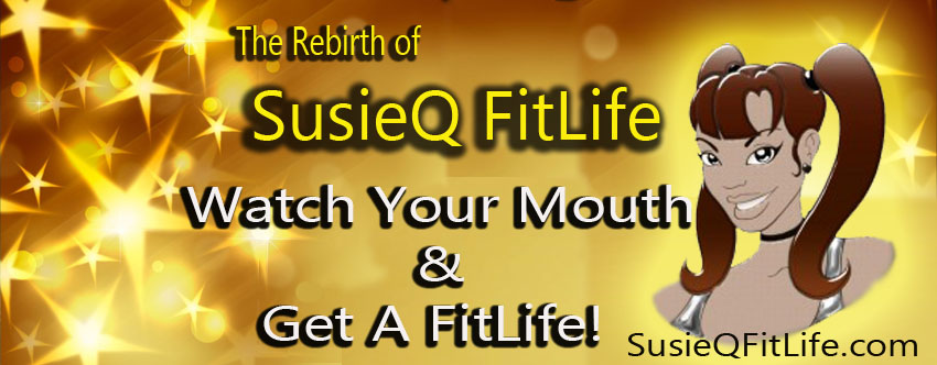SusieQ FitLife is back on Facebook!